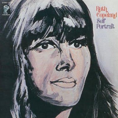 Ruth Copeland Self Portrait