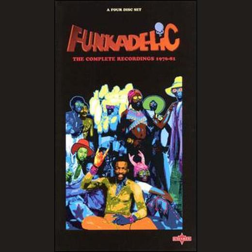 Funkadelic The Complete Recordings 1976-1981