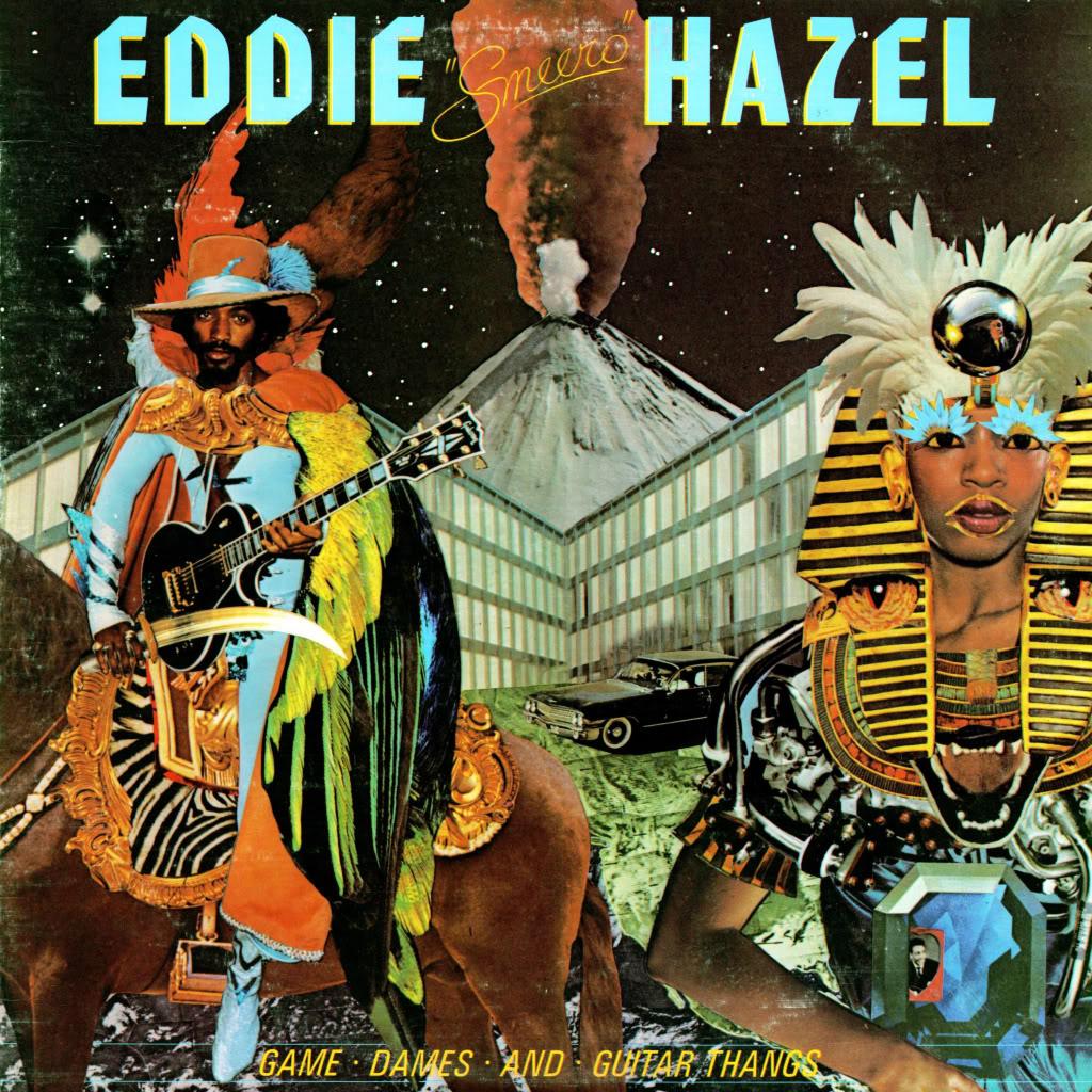 Eddie Hazel - Game Dames and Guitar Thangs