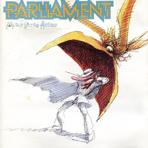 Parliament - Motor-Booty Affair