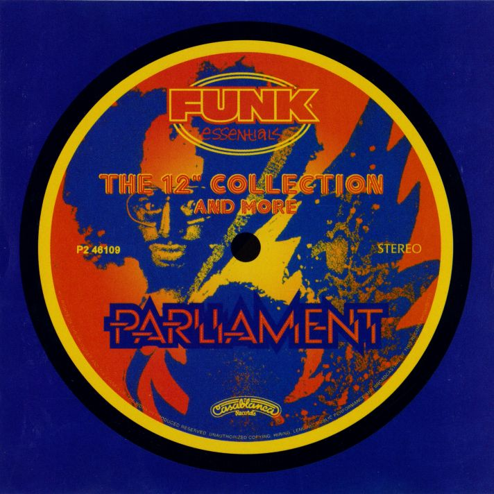 Parliament - The 12 inch Collection And More