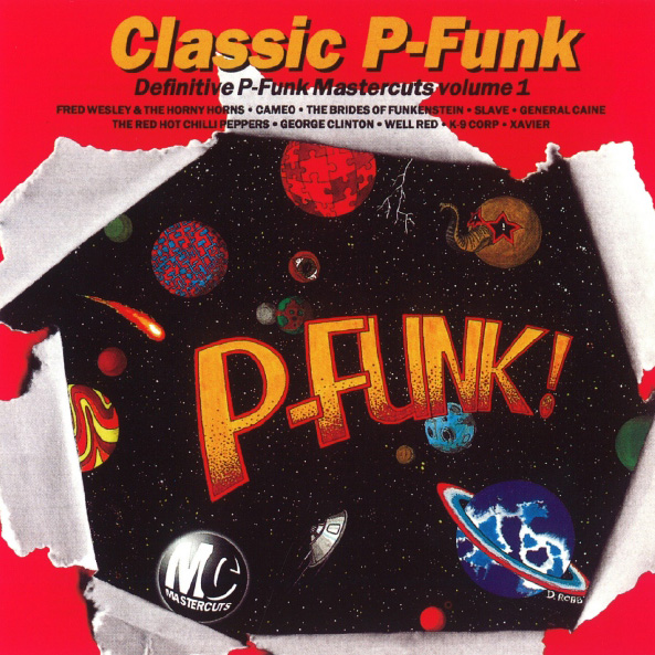 George clinton 39 s family series vol 3 plush funk for Classic house mastercuts vol 3