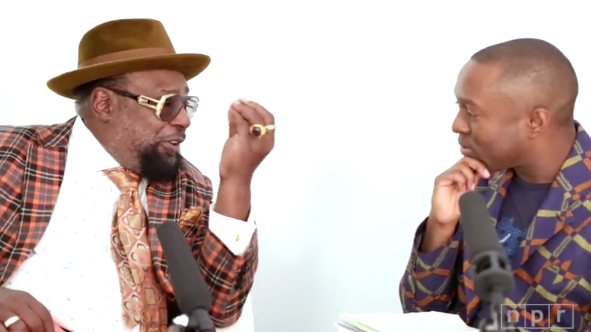 NPR Radio interview with George Clinton - Official Website