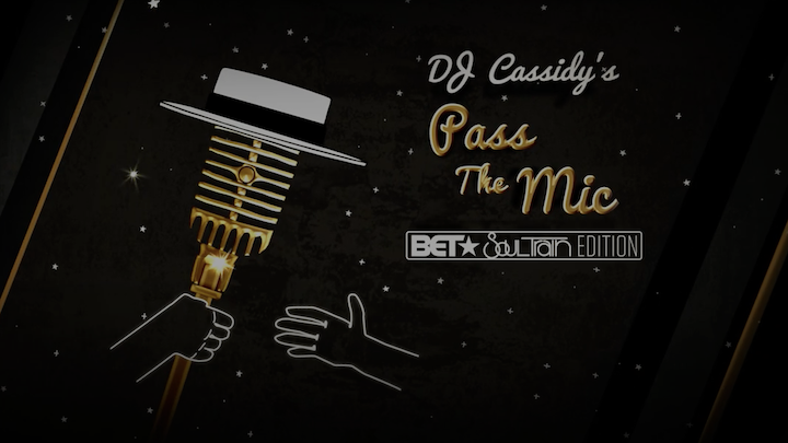 DJ Cassidys Pass The Mic BET Soultown Edition